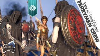 Assassin's Creed Odyssey: Ferry Men Crew Theme | Gameplay Music