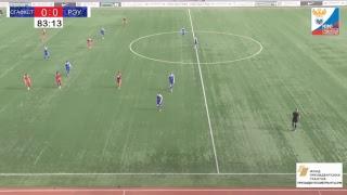 2017-11-14 НСФЛ 2017-18. Премьер-группа. 6 тур.  СГАФКСТ vs РЭУ