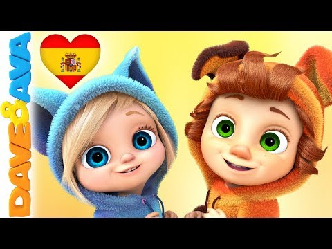 🎻 Canciones para Niños | Canciones Infantiles y Canciones para Bebés de Dave y Ava 🎻 - Простые вкусные домашние видео рецепты блюд