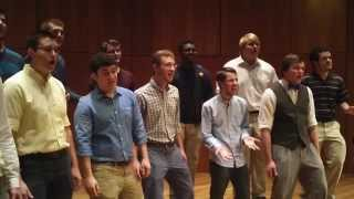 2015 MidWinter Youth Chorus Festival: Southern Gentlemen