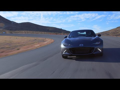 Tire Rack Hot Lap: 2019 Mazda Miata RF