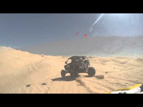 YXZ Chasing a Z1 Turbo Wildcat