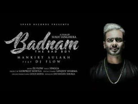 Mankirt.munda Badnam ho gya//punjabi video song// Dj folloW ||