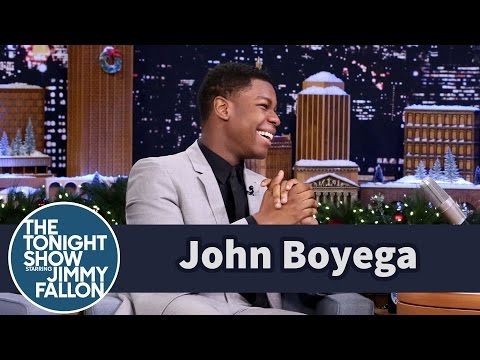 John Boyega's Friends Thought He Was a Star Wars Extra