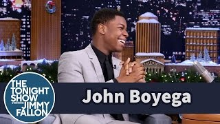 John Boyega39s Friends Thought He Was a Star Wars Extra