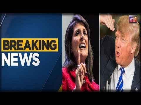 OH NO! Nikki Haley just TURNED THE TABLE On Trump... Robert Mueller is Going to LOVE This