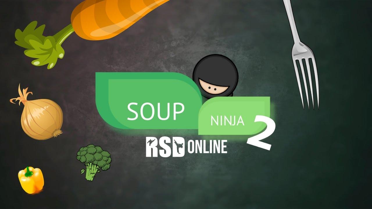 Virtual Fitness Game - Soup Ninja 2 Workout (Get Active Games)