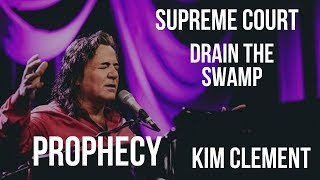 KIM CLEMENT PROPHECY | GOD'S PLAN GIVEN TO TRUMP FOR 2ND TERM. IT'S PLAYING OUT NOW!