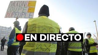 🔴 EN DIRECTO: Manifestaciones en Francia contra los carburantes y las políticas de Macron