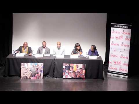 Purchasing Land in Ghana - Future of Ghana Me Firi Ghana and WAM Campaign Forum 2014