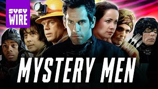 Mystery Men - Everything You Didn't Know | SYFY WIRE