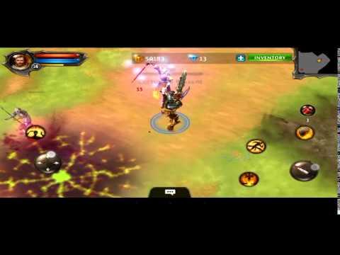 Dungeon Hunter 4 - Battleworn Lvl 16 (PvE)