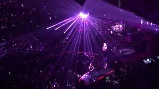 """Queen + Adam Lambert """"I Want To Break Free"""" in Omaha 7/8/17"""