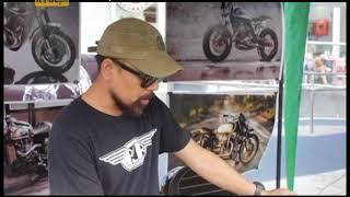 Video World renowned bike builder BCR Designs shares the secret to their success download MP3, 3GP, MP4, WEBM, AVI, FLV Juli 2018