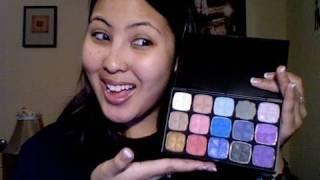 Nyx Single Eyeshadow Palette & Labeling