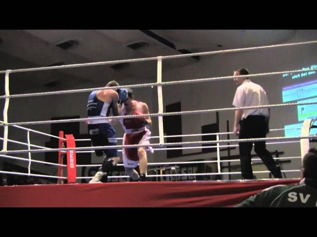 Dolomiten Box Turnier Lienz 09.11.2013 Hagen Worofka vs. Camilo Klimitsch - Runde 2