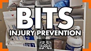 Injury Prevention // Bits