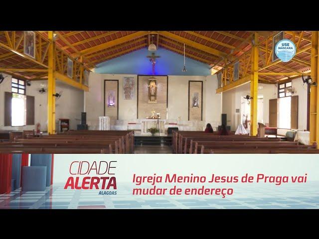 Com 36 anos no Pinheiro, igreja Menino Jesus de Praga vai mudar de endereço