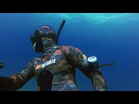 Spearfishing Port Phillip Bay 22 March 2015