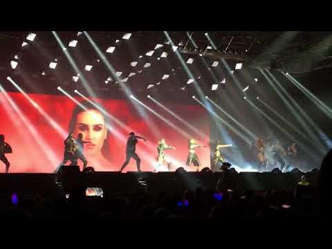 Little Mix Intro/Power Glory Days Tour Aberdeen 9/10/17