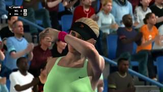 Top Spin 4 - Venus Williams v. Maria Sharapova - The Lost Tapes