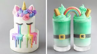 Delicious Cake Decorating Ideas | Quick & Creative Cake Decorating Compilation | So Yummy Dessert