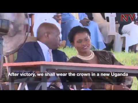 Bobi Wine launches victory song at Kabaka's fete in Lubiri Mp3