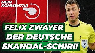 Felix Zwayer: Er zerpfeift die Bundesliga! | Kommentar