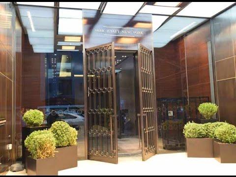Park Hyatt Hotel New York City Suite Review