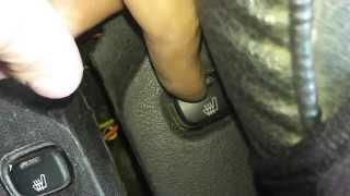 видео Не работает подогрев сидений ВАЗ-2114: причины, ремонт