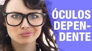 Óculos de Grau: Não seja dependente dele!