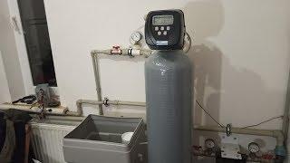 Ecosoft WS1 CI система очистки воды. Мини обзор и отзыв.