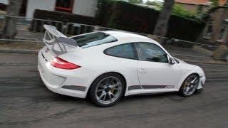 Porsche 997 GT3 RS 4.0 - BRUTAL Acceleratons Sound!!