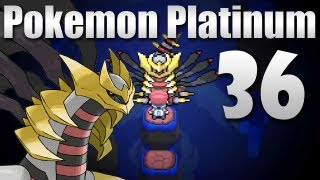 Pokémon Platinum - Episode 36 [Legendary Giratina]