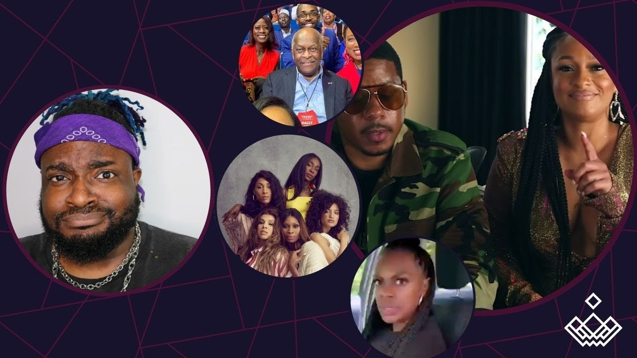 Tahiry & Vado, Delayed Election?, NeNe & Bravo, Jess notHillarious The Emmy's 2020, Herman Cain