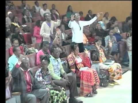 Bishop Pius Muiru -  Something great is coming... JOHN 1:27
