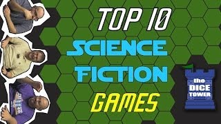 Top 10 Science Fiction Games