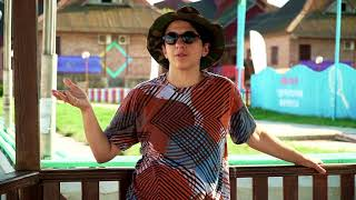 Сабина Чагина, основатель творческого объединения АРТМОССФЕРА | Таврида 2018