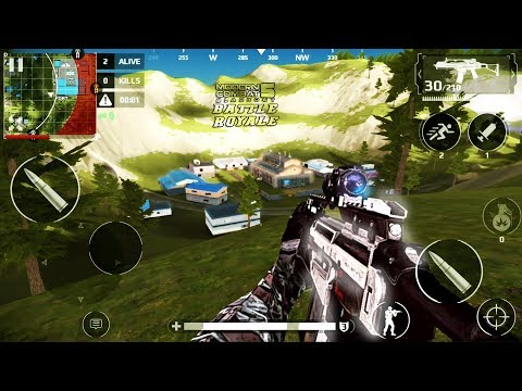 MC5's Battle Royale Overview and LUK ATERNA