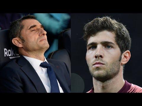 Barcelona vs Real Betis [3-4] - BARÇA'S WOEFUL DEFENDING | ANALYSED