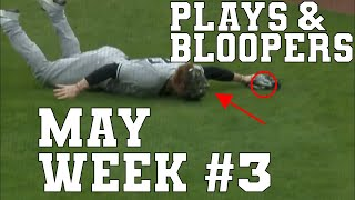 May Week #3 Top Plays \u0026 Bloopers in Sports | Highlights \u0026 Funny Moments