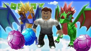 MY ARMY OF DRAGONS! Roblox Dragon Keeper