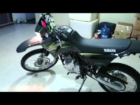 Yamaha Lander XTZ 250 2016