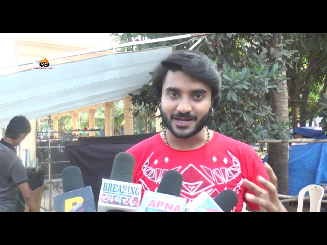 DOSTANA Bhojpuri Film Kajal Raghwani & Pardeep Pandey Chintu VIDEO Song On Location Shoot
