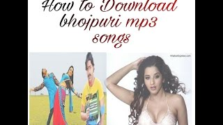how-to-download-latest-bhojpuri-mp3-songs-in-hindi