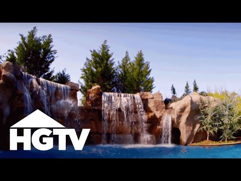 Insane Underwater Backyard Playground - HGTV