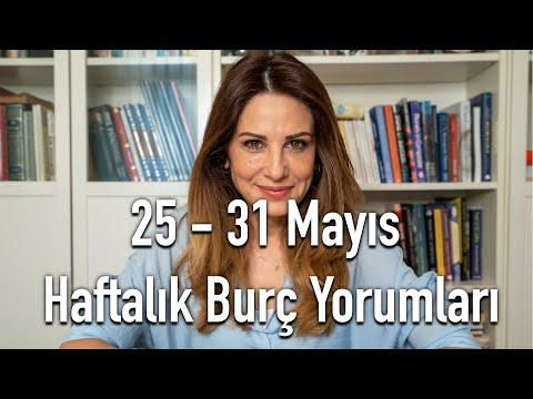25 - 31 Mayıs Haftalık Burç Yorumları - Hande Kazanova ile Astroloji