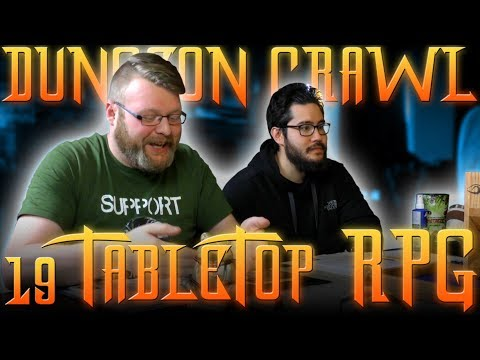 """Blind Wave Tabletop RPG!! """"Dungeon Crawl Classics"""" Episode 19"""