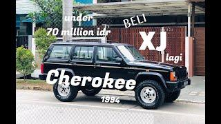 BELI JEEP CHEROKEE LAGI !!! DIBAWAH 70 JUTA !!!! / VLOG 39 (SUB)