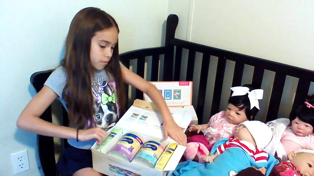 How To Get Free Baby Formula For Your Reborn Baby Dolls Youtube